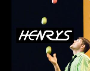 Henrys Juggling Supplies